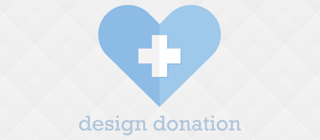 Design Donation Logo
